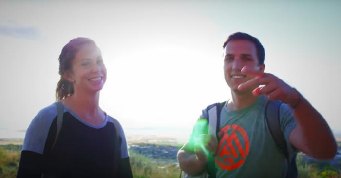 Elisa and Brock's Engagement in Farmington, UT