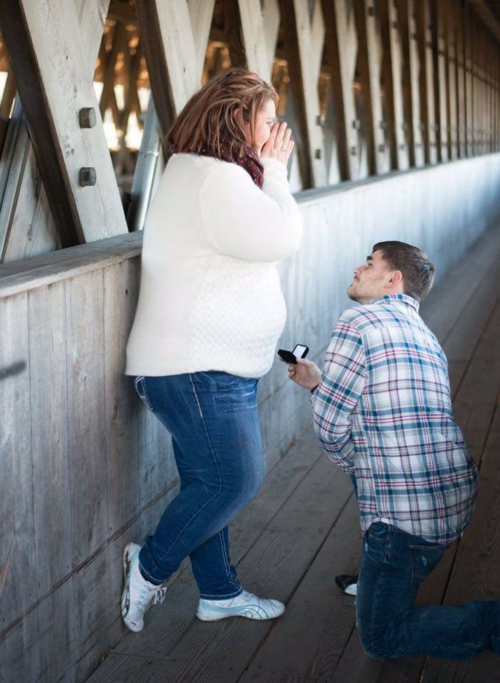 Engagement Proposal Ideas in Frankenmuth Michigan