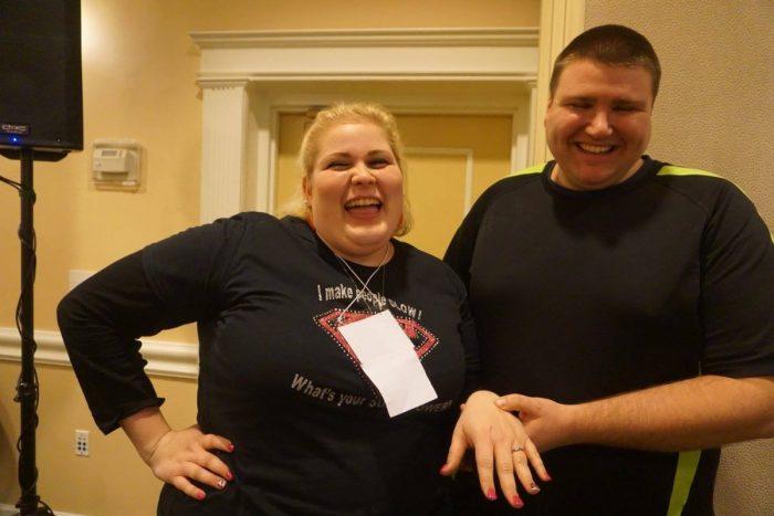 Lauren and Jason's Engagement in Washington DC