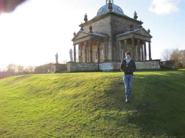 Natalie's Proposal in Castle Howard, North Yorkshire, UK