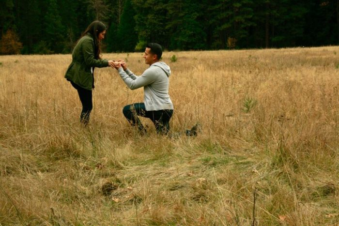 Where to Propose in Yosemite National Park