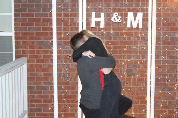 Image 5 of Meredith and Hunter