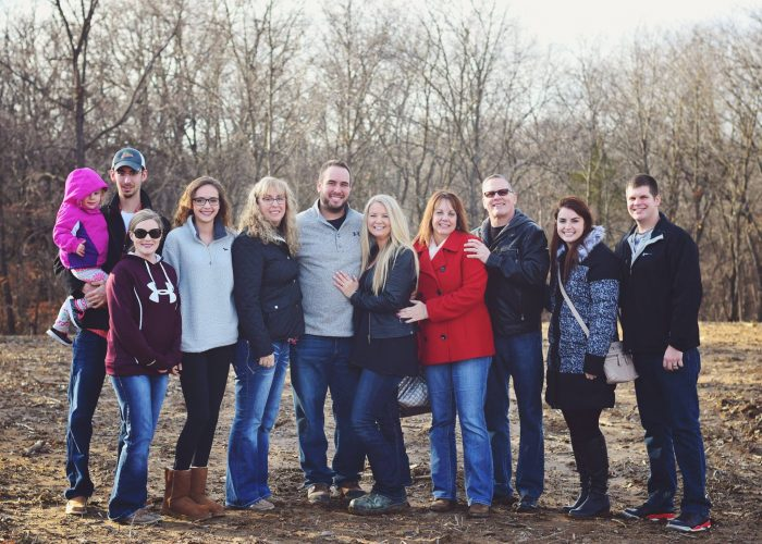 Meghan and Bryson's Engagement in On our farm