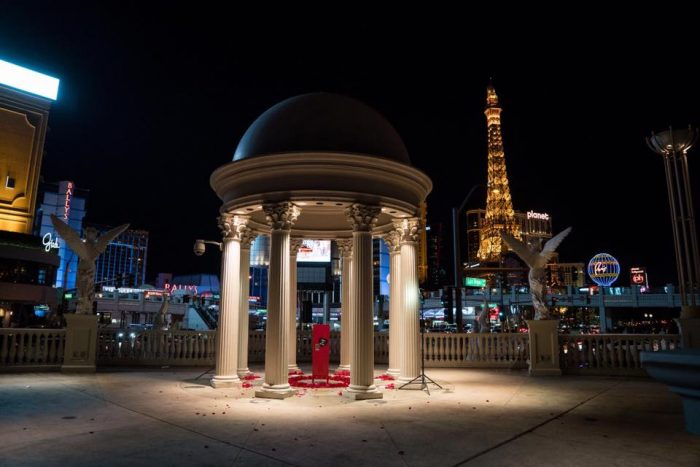 Marriage Proposal Ideas in Las Vegas