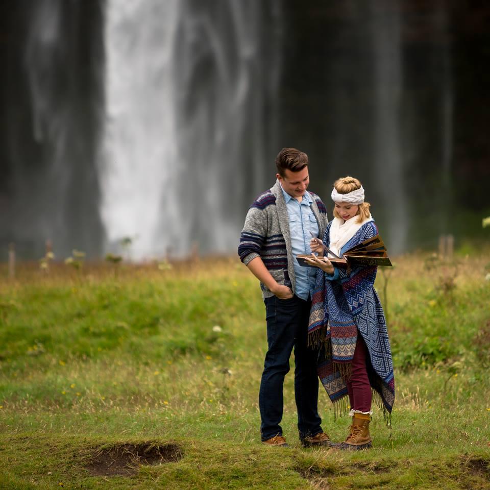 Stephanie's Proposal in Iceland