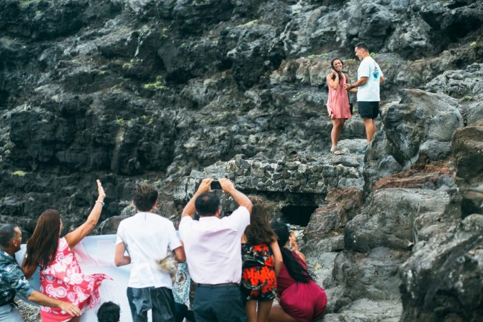Haley and Derek's Engagement in Hawaii