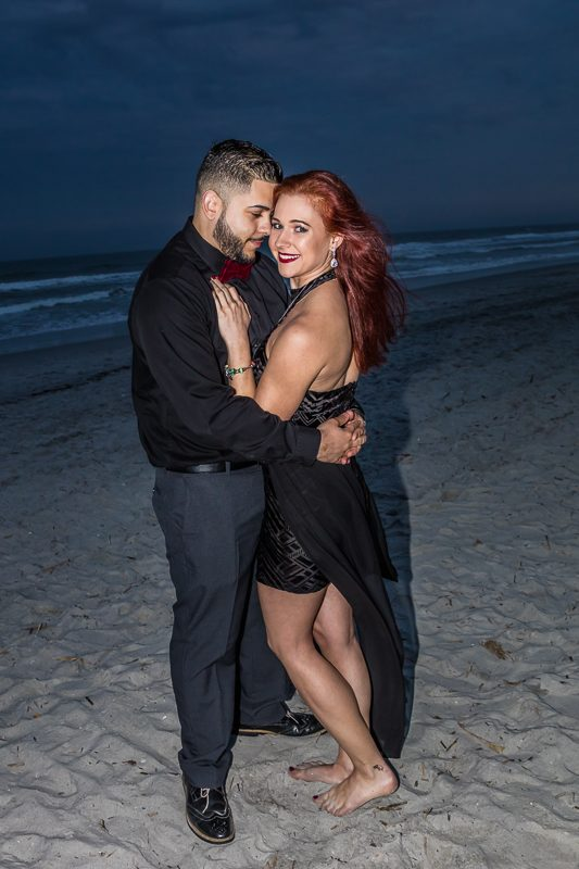 Gillian and Will's Engagement in Jacksonville Beach, Florida