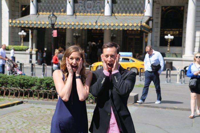 Wedding Proposal Ideas in New York City