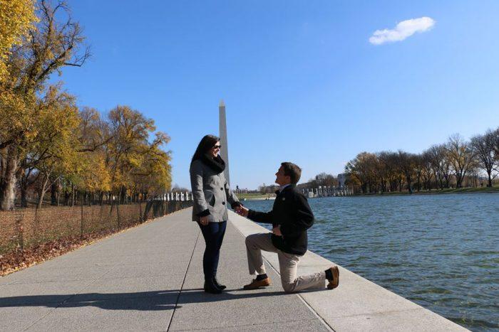 Engagement Proposal Ideas in Washington, D.C.