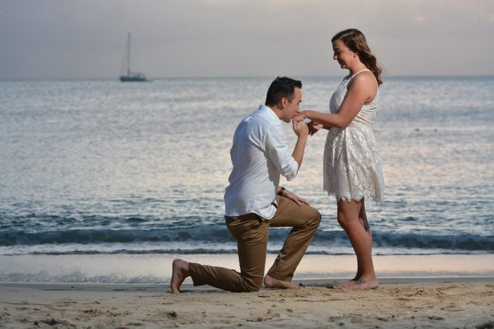 Lexi's Proposal in St. Lucia