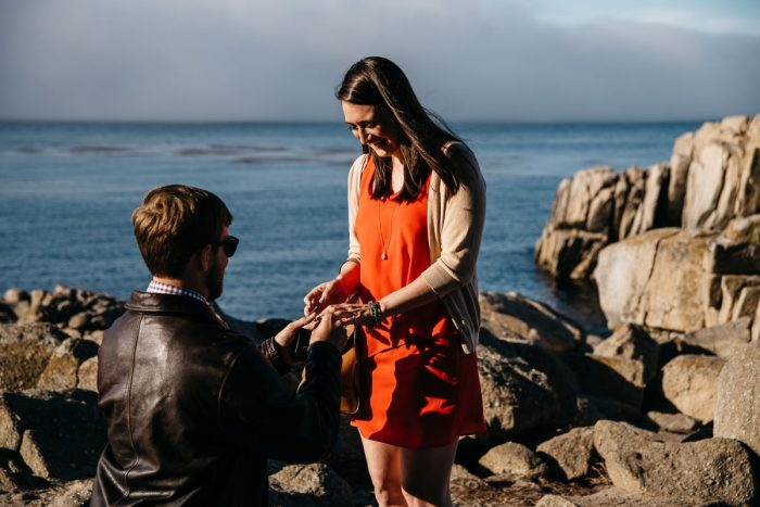 Marriage Proposal Ideas in Lovers Point , Pacific Grove, CA