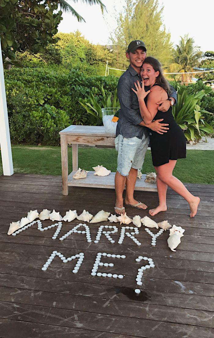 Wedding Proposal Ideas in Grand Cayman