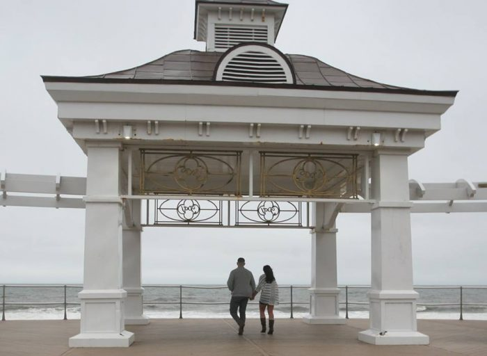 Where to Propose in Pier Village - Long Branch, NJ