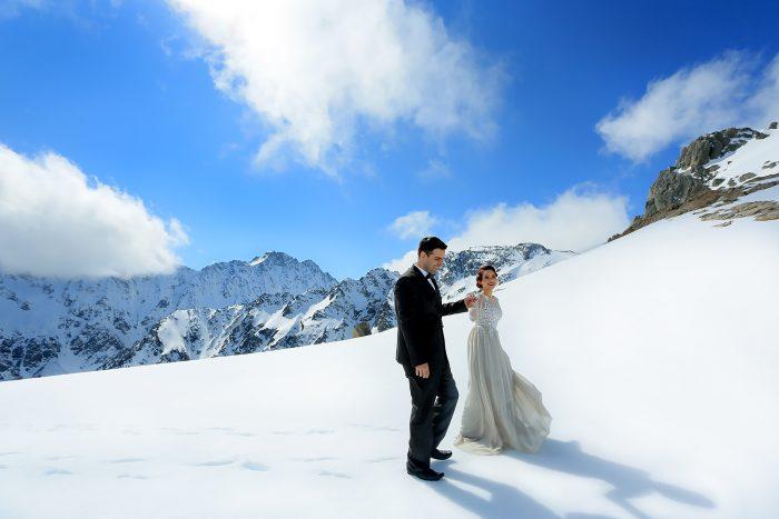 Wedding Proposal Ideas in Aoraki/Mount Cook National Park, Christchurch, New Zealand