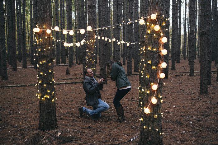 Kallie's Proposal in Oak Openings Metropark, Ohio