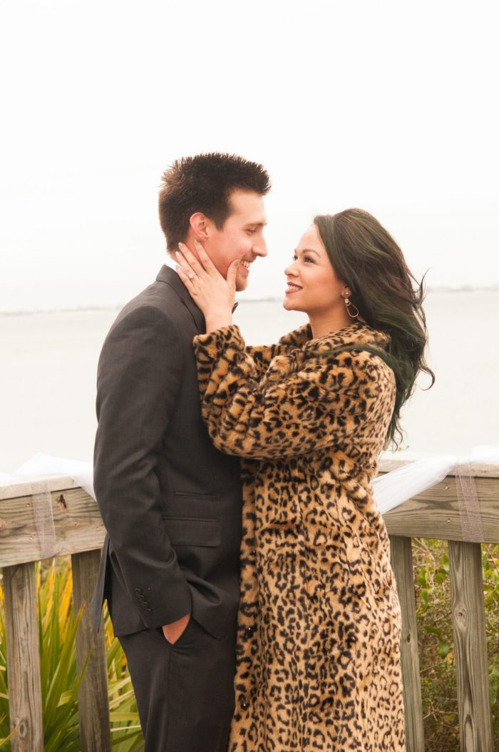 Brandi and Chad's Engagement in Naval Live Oaks Reservation, Pensacola, Florida