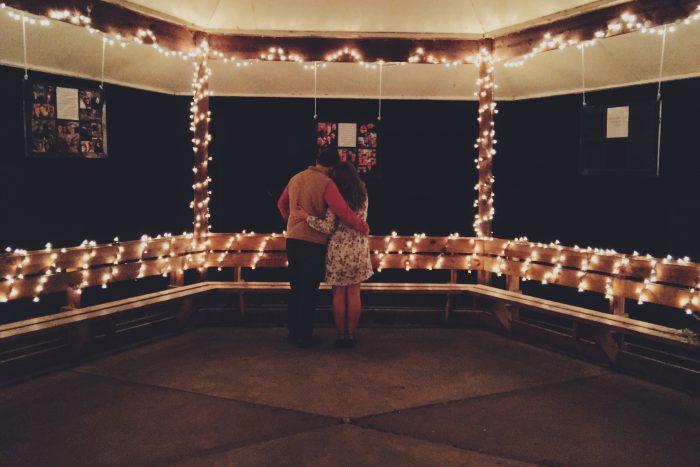 Engagement Proposal Ideas in Bluegrass Christian Camp