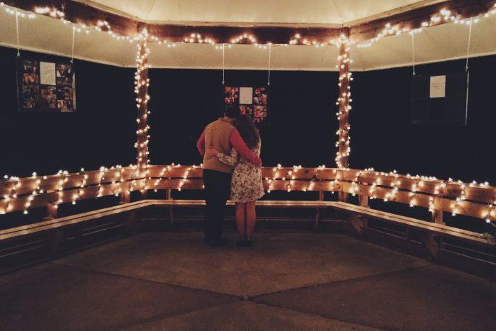 Engagement Proposal Ideas in Bluegrass Christian Camp