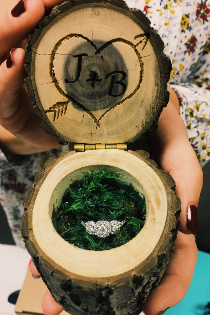 Wedding Proposal Ideas in Bluegrass Christian Camp