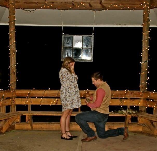 Britani's Proposal in Bluegrass Christian Camp