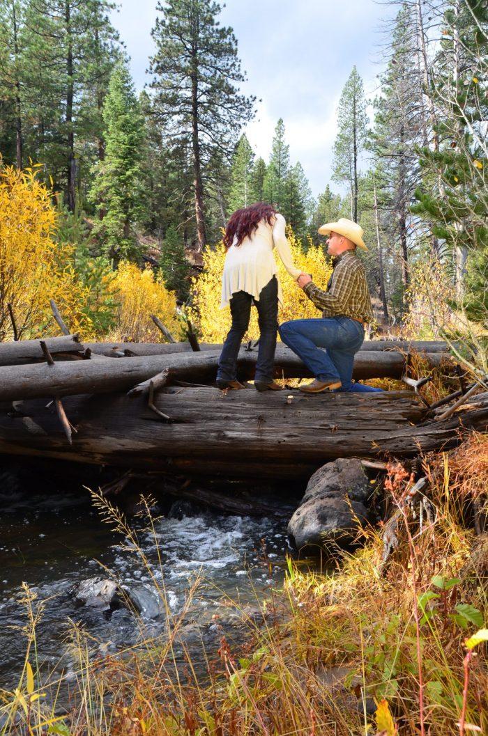 Wedding Proposal Ideas in Truckee, CA