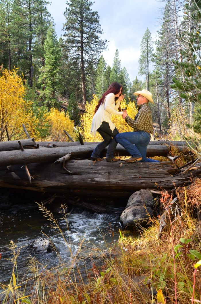 Where to Propose in Truckee, CA