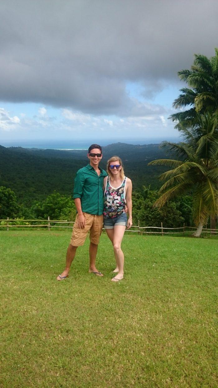 Jasmine and Chris's Engagement in Codrington College, Barbados