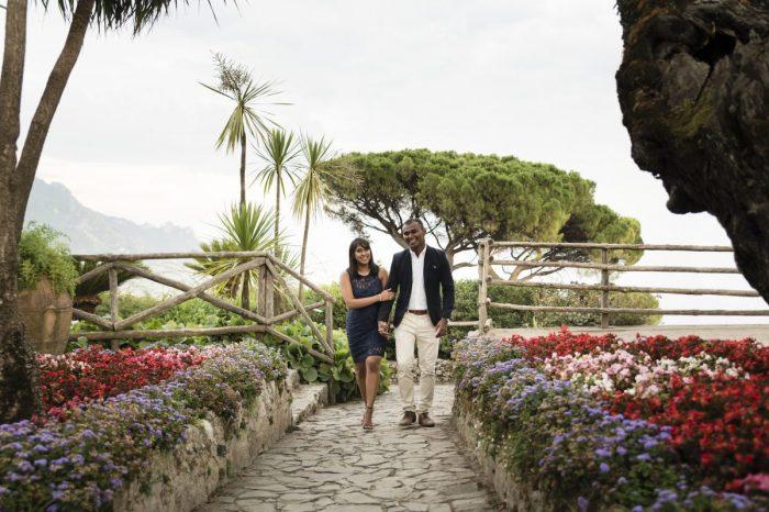 Arthy's Proposal in Amalfi Coast, Italy