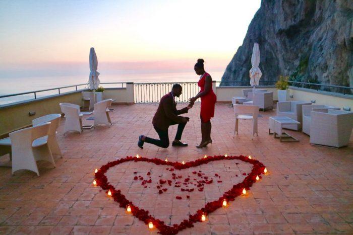 Proposal Ideas Amalfi Coast, Italy