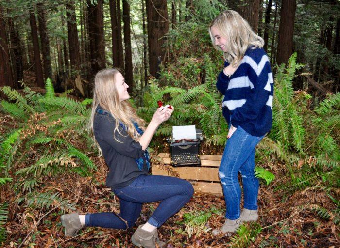Engagement Proposal Ideas in Davis, CA & Fortuna, CA