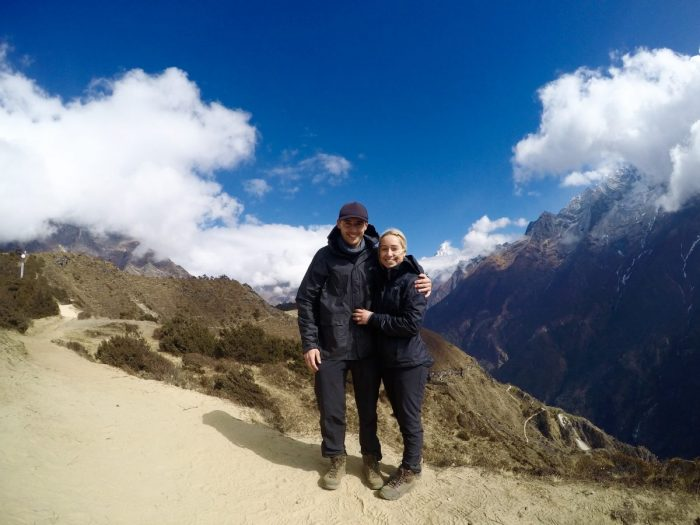 Ashleigh's Proposal in Himalayas, Nepal