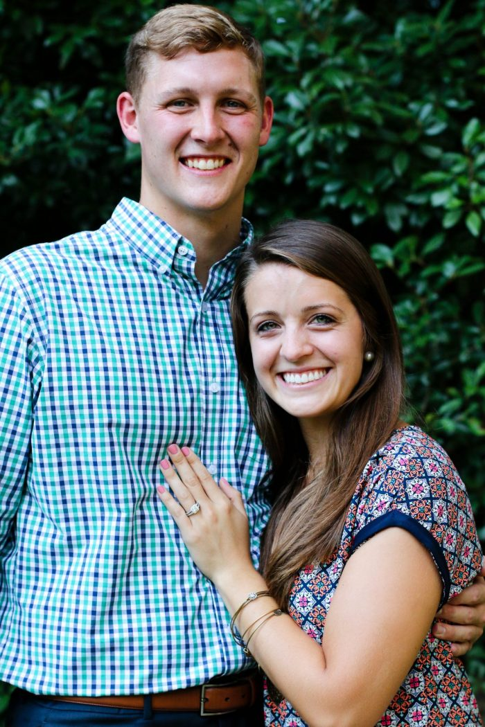 Kylie's Proposal in University of Richmond