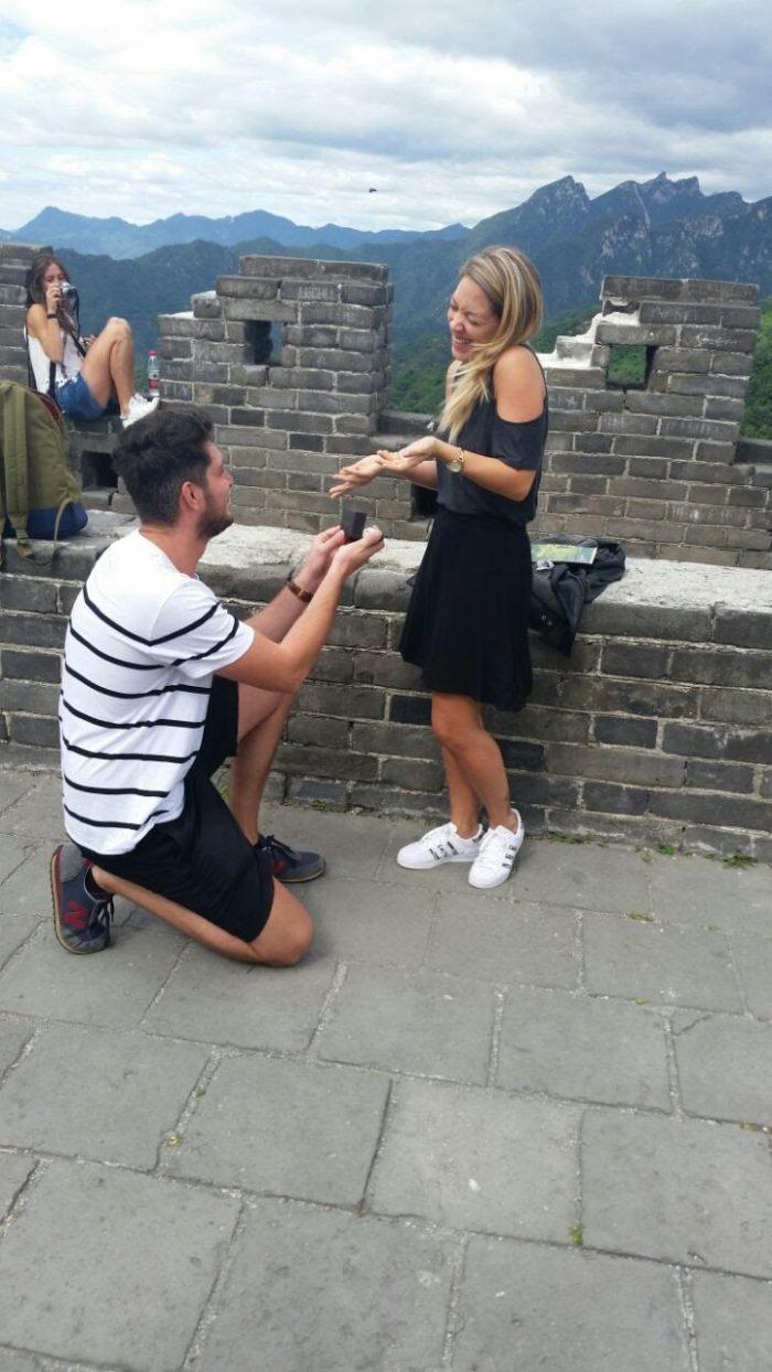 Proposal Ideas Great wall of China