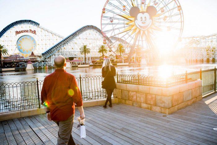 Proposal Ideas Disney's California Adventure Park: Paradise Pier