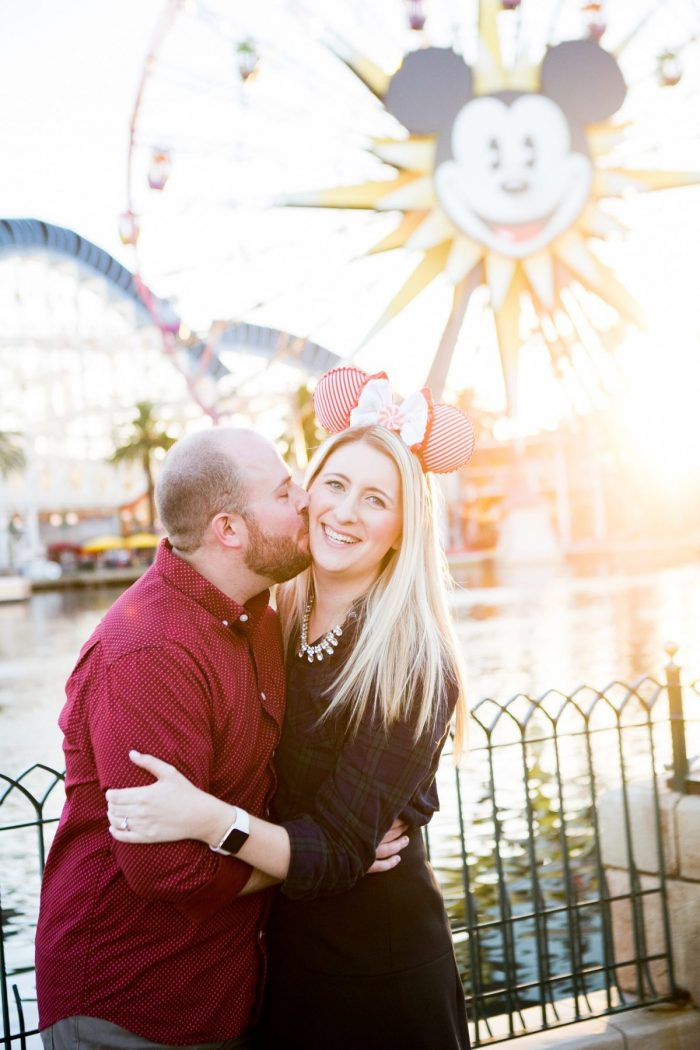 Wedding Proposal Ideas in Disney's California Adventure Park: Paradise Pier