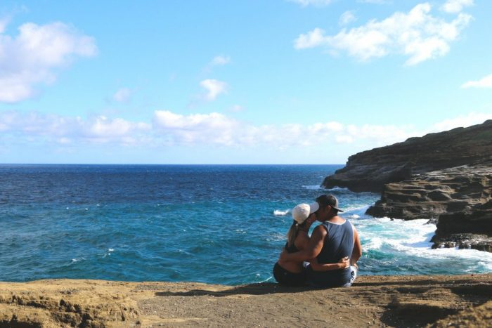 Where to Propose in Sunset Beach, Oahu, Hawaii