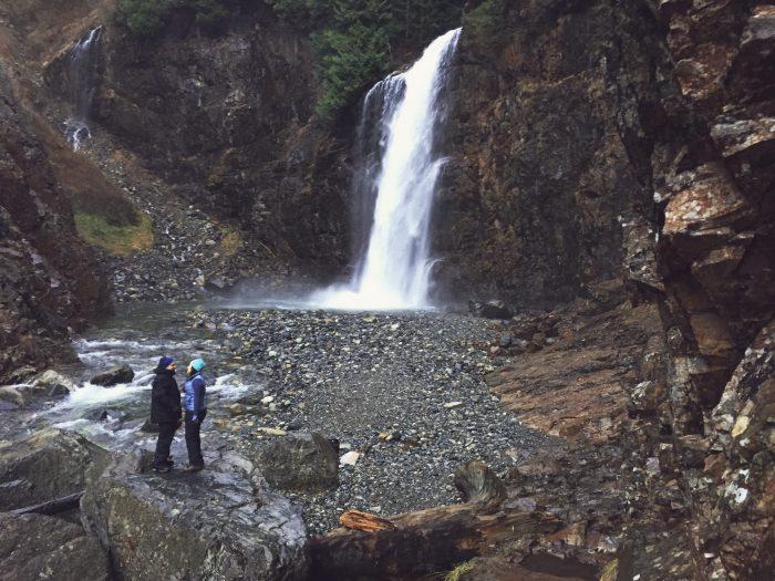 Proposal Ideas On top Mt pilchuck