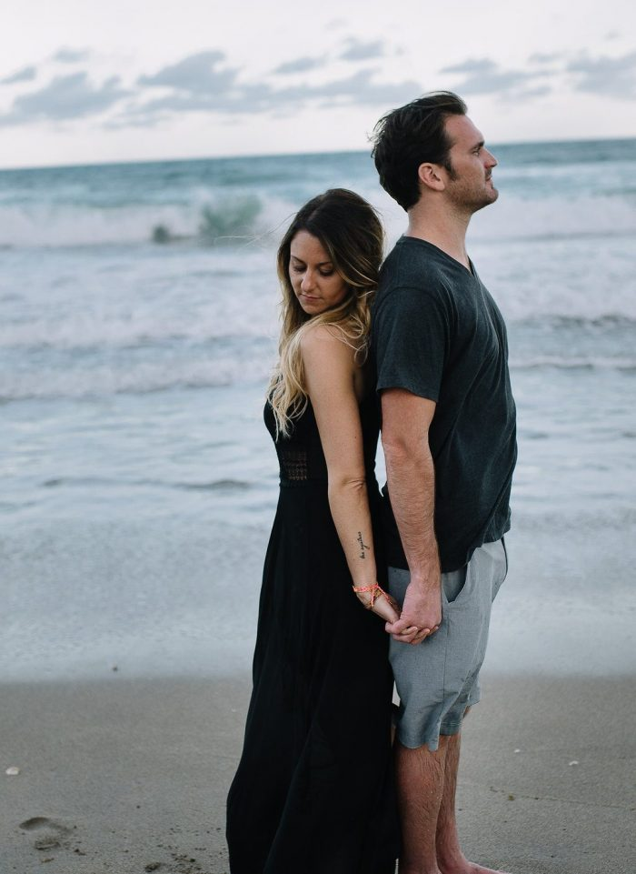 Wedding Proposal Ideas in on the beach