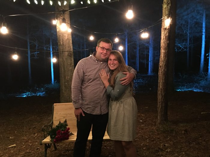 Engagement Proposal Ideas in Woodworth, LA