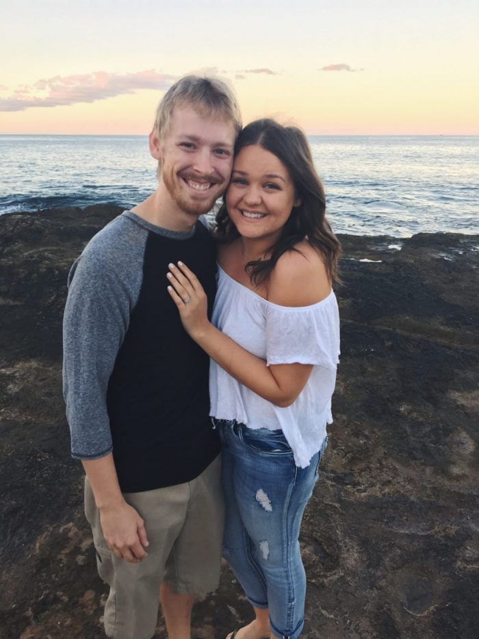 Wedding Proposal Ideas in Oahu, Hawaii