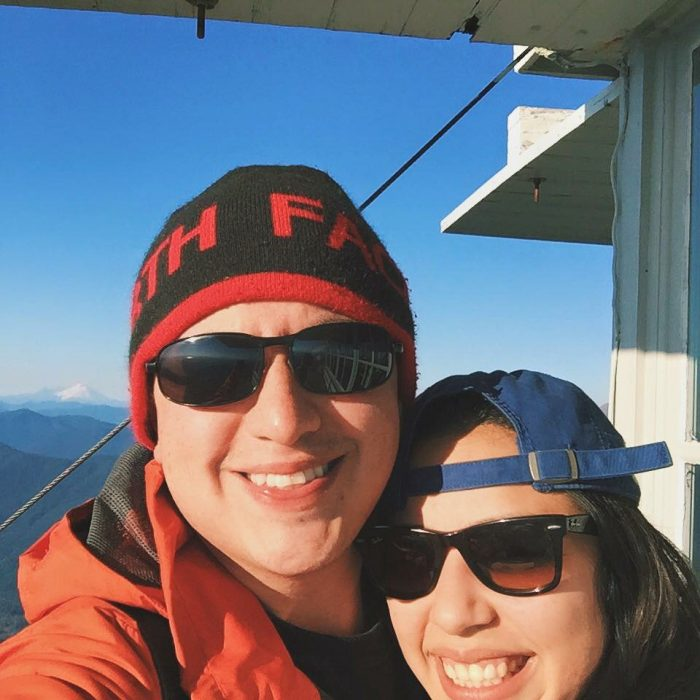 Engagement Proposal Ideas in On top Mt pilchuck