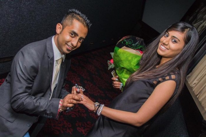 Marriage Proposal Ideas in Gold reef city casino, the movies