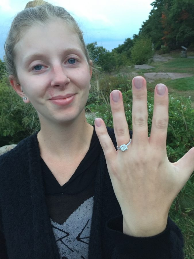 Marriage Proposal Ideas in Mountain Top