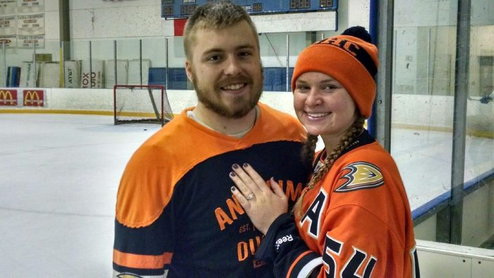 Engagement Proposal Ideas in Wichita Ice Center