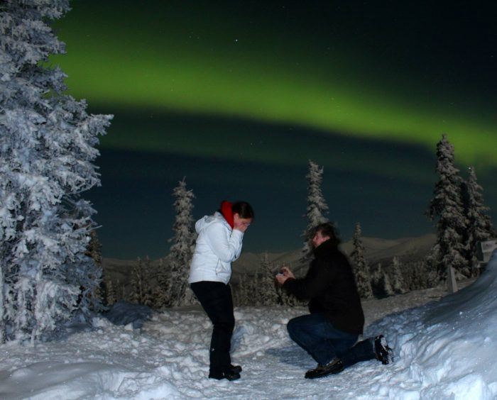 Marriage Proposal Ideas in Fairbanks, AK