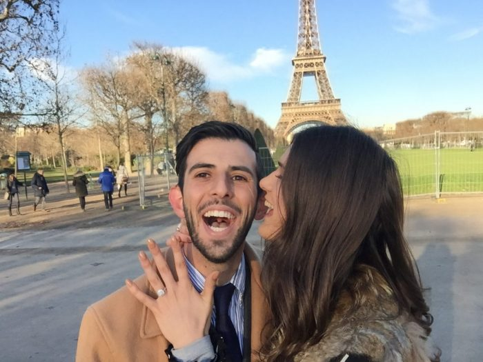 Engagement Proposal Ideas in Paris, under the Eiffel Tower