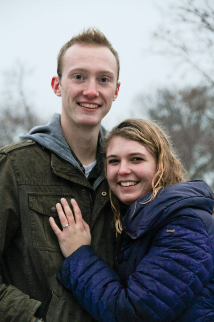 Wedding Proposal Ideas in Clifton E. French Regional Park in Minneapolis MN