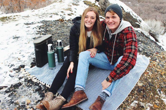 Hailey's Proposal in Payton, Utah