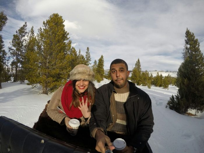 Engagement Proposal Ideas in Vail Colorado