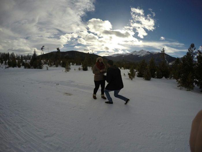 Marriage Proposal Ideas in Vail Colorado